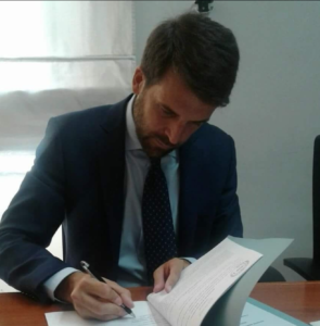 Paolo Conte, neo direttore Copagri Campania