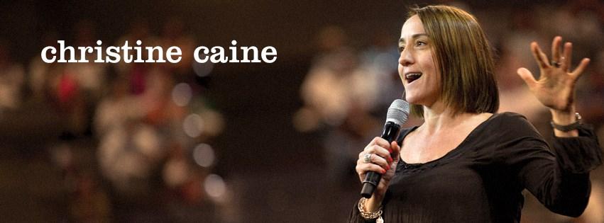 Christine Caine (foto: FB)