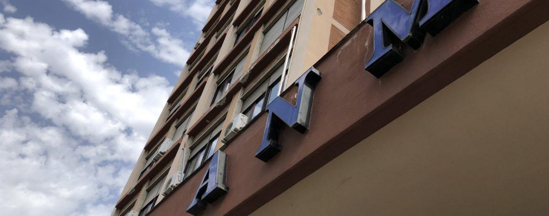 La sede Anm di Fuorigrotta (foto: Enrico Parolisi)