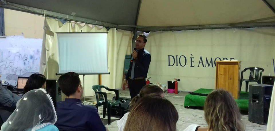 comunità evangelica marano