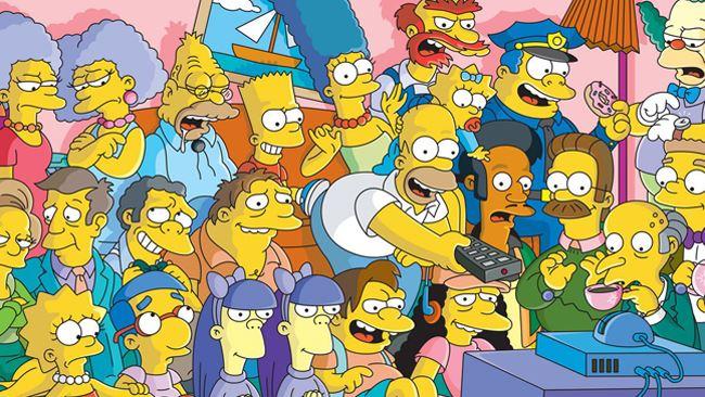 Simpson personaggi foto