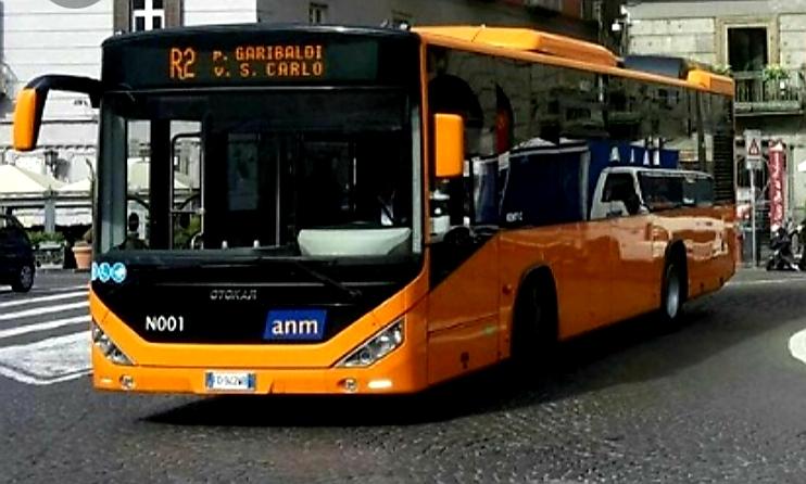 autobus anm napoli agitazione tabaccai
