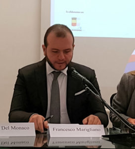 Francesco Marigliano, presidente FIT Napoli (foto: FIT)
