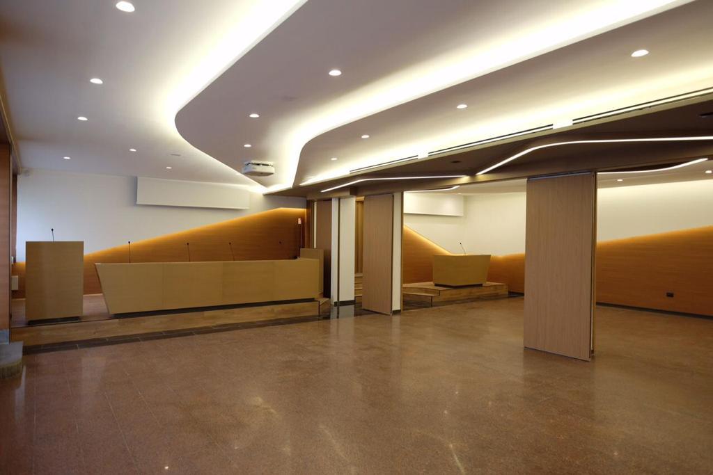 Una foto della nuova sede dell'Ordine dei Medici di Napoli (foto: Ufficio Stampa)