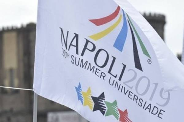 XXX Universiadi Napoli